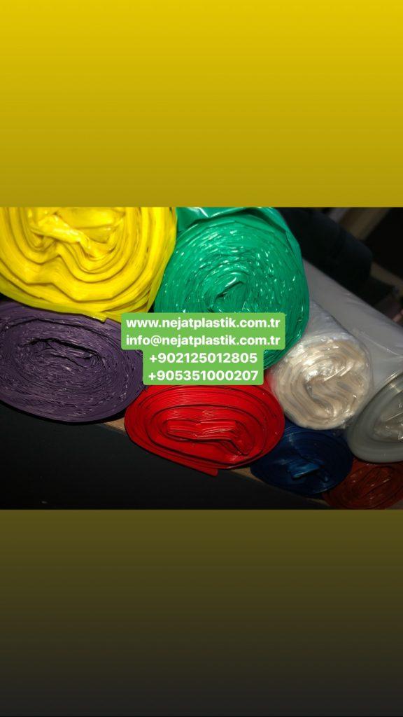 Rulo Çöp Torbaları / Garbage Bags